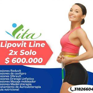 LIPOVIT LINE PROMO 2*1